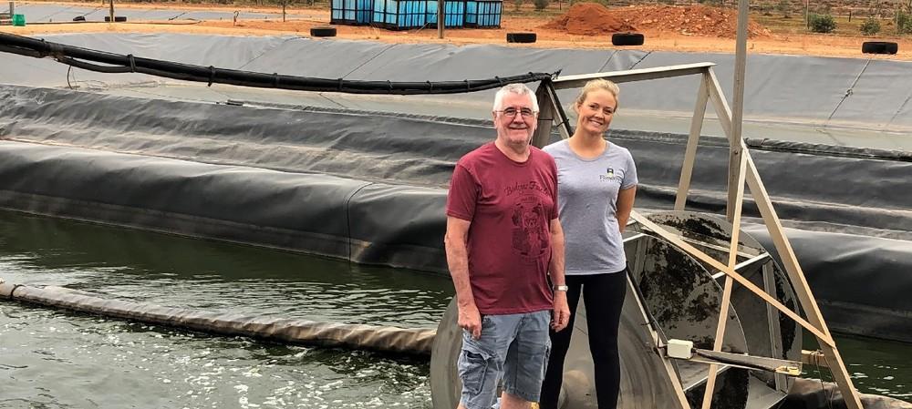 Algae cleans up wastewater in rural communities