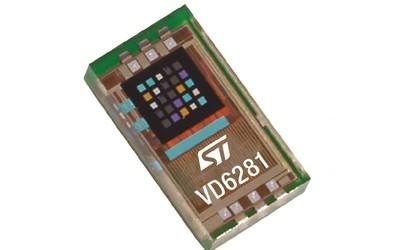 STMicroelectronics VD6281 multispectral sensor