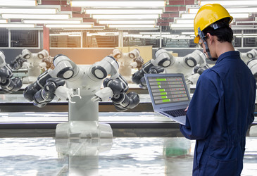 Safe robotics — safety in collaborative robot systems