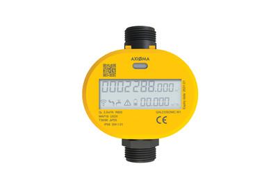 Axioma Metering QALCOSONIC W1 ultrasonic water meter