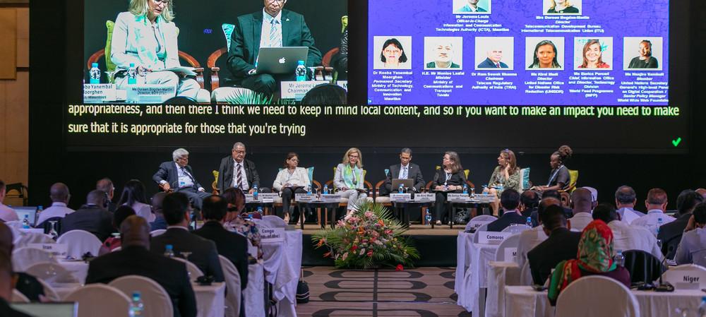 ITU initiatives to improve emergency telecommunications