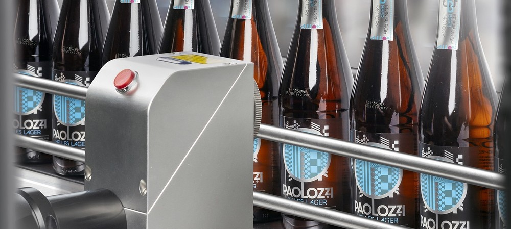 Linx Printing makes its mark on pop-art-inspired craft beer