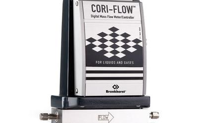 Bronkhorst CORI-FLOW mass flow meter