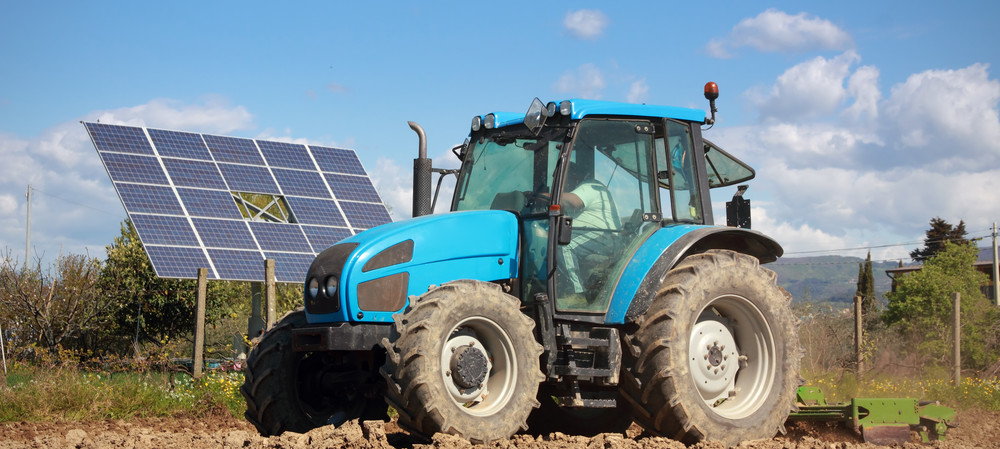 Farmers continue to embrace solar