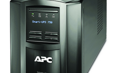 Schneider Electric APC 750VA Smart-UPS with SmartConnect SMT750IC