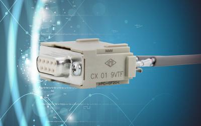 Ilme MIXO D-Sub shielded modular insert