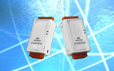 ICP DAS tZT-P4C4 ZigBee isolated digital I/O module