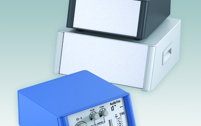 METCASE TECHNOMET SL sloping front instrument enclosures