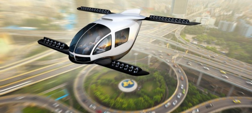 Could flying cars be the answer to sustainable mobility?