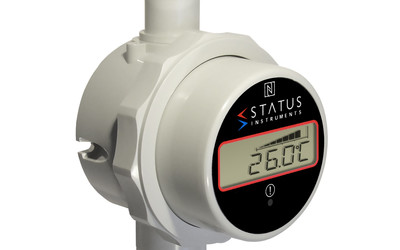 Status Instruments DM650TM temperature display/logger