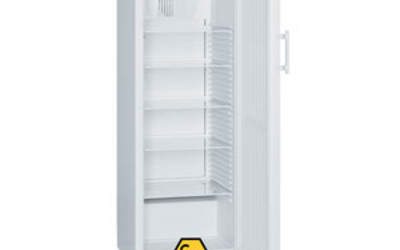 LIEBHERR Spark-free Laboratory Refrigerator with analogue control