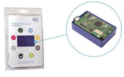 STMicroelectronics SensorTile.box multisensor development kit