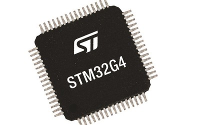 STMicroelectronics STM32G4 microcontrollers