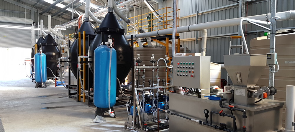 Wastewater treatment at Norco Foods achieving good results
