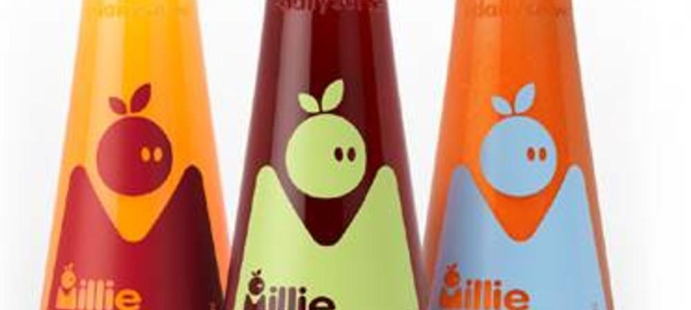 Meet Millie: glass bottle boosts nutritional understanding