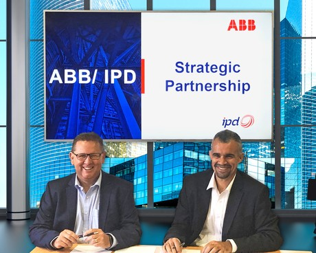 IPD to distribute ABB electrification products