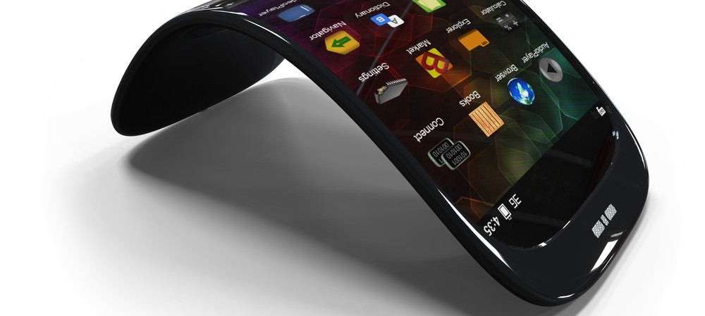 Touch in flexible displays: which technologies will prevail?