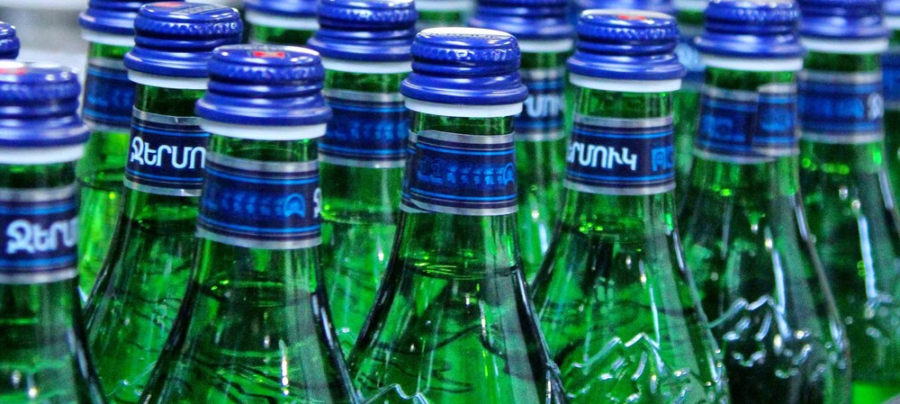 Water producer splashes out on new bottling technology