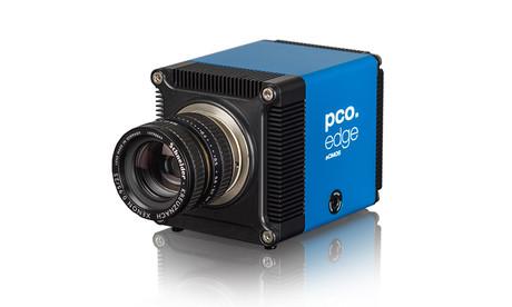 PCO edge 26 MP resolution global shutter sCMOS camera