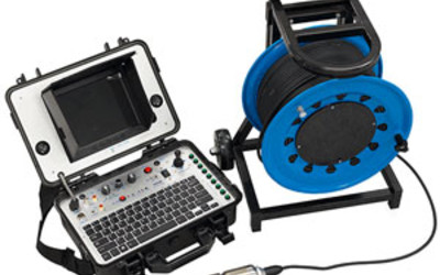 Cavity and bore hole camera