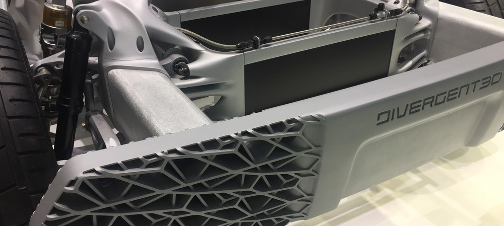 Additive manufacturing — changing parts manufacturing