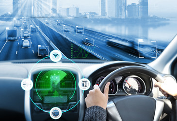 How smartphones and self-driving cars see the world