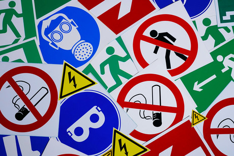 New safety signs added to ISO standard