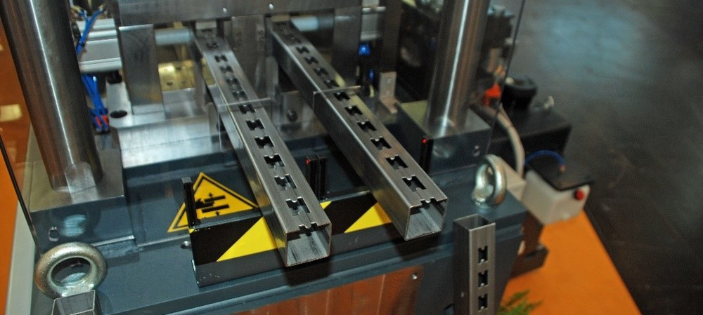 BS Punching Systems integrates IO-Link