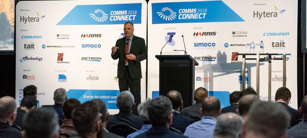 Comms Connect Melbourne program announced
