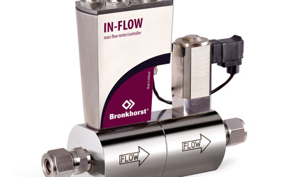 Bronkhorst IN-FLOW mass flow meters