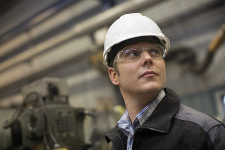How to improve workplace eye safety