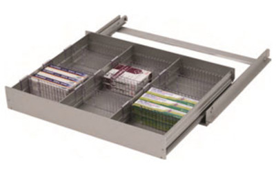 AluCool Drawers for Liebherr Biomedical Freezers and Fridges