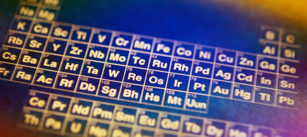 Under pressure: a new dimension for the periodic table