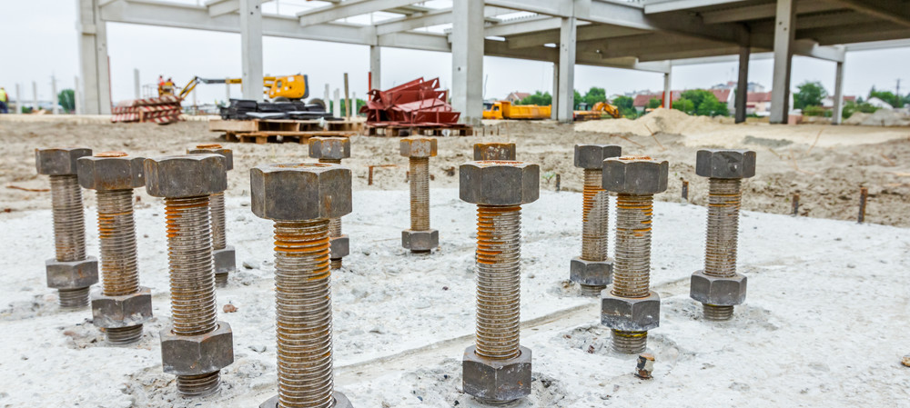 Universities test widely used concrete screw anchors