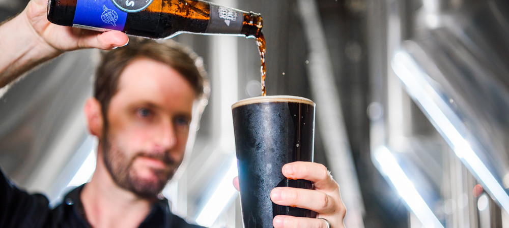 Liquid courage: making beer more sustainable
