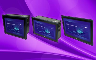 iEi PPC-F-Q370 series AI-ready modular panel PC