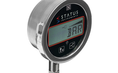 Status Instruments DM670PM pressure display/logger