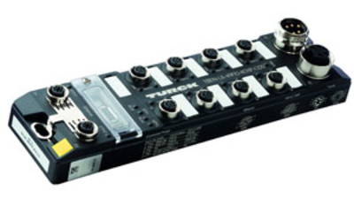 Turck TBEN-L-RFID interface module with PLC capabilities