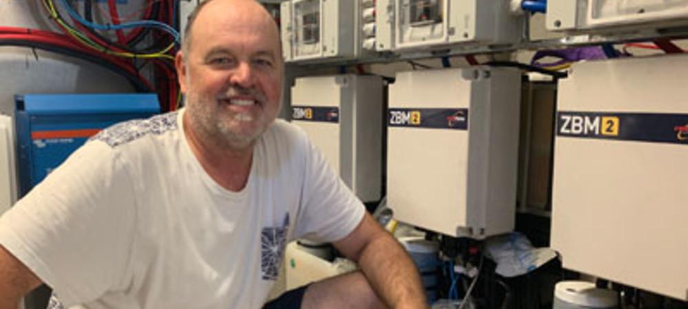 Battery storage solution for WA solar tariff stop