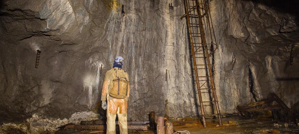Mining slip and fall verdict: all work has some danger