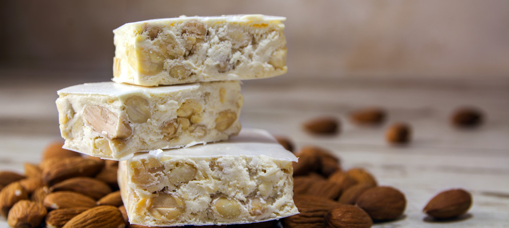 Detecting bitter almonds in your nougat processing