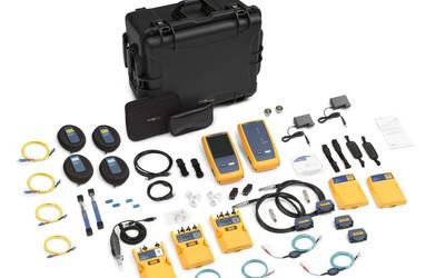 Fluke DSX-8000 + Optifiber Pro Q + CFP Q OTDR