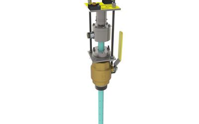 McCrometer FPI Mag flowmeter