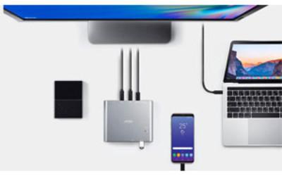 ATEN USB-C Dock Switch US3310