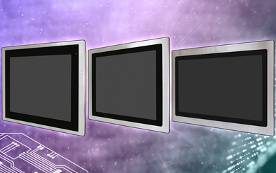 Aplex Technology FABS-1XX Series hygienic displays