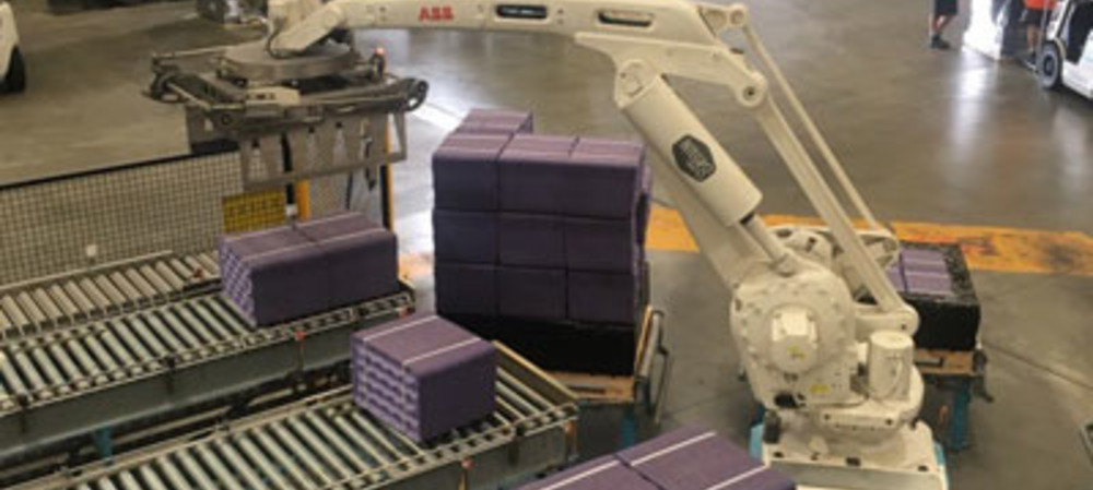 Robotic solution for NZ packaging supplier