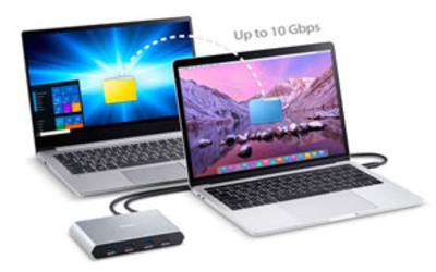 ATEN US3342 USB-C Sharing Switch