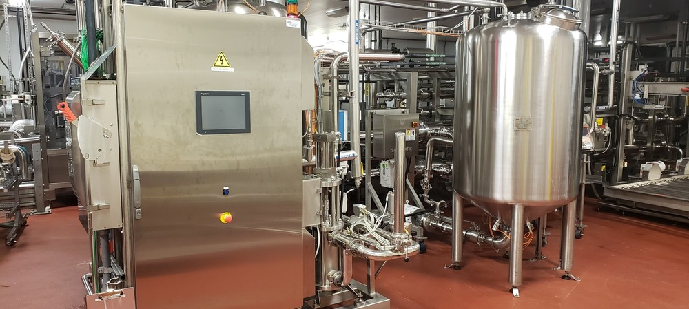 Ready Foods keeps its cool with viscous cooling solution