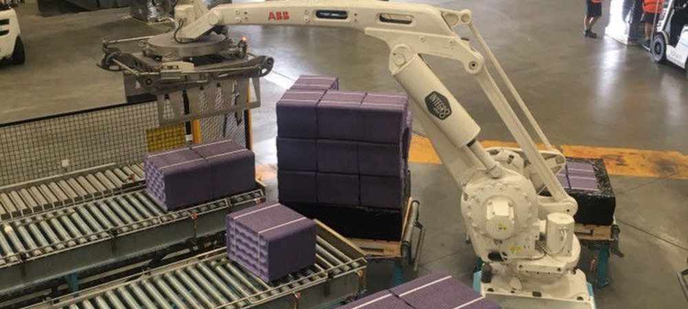 Wireless fieldbus solves robot problem for NZ manufacturer