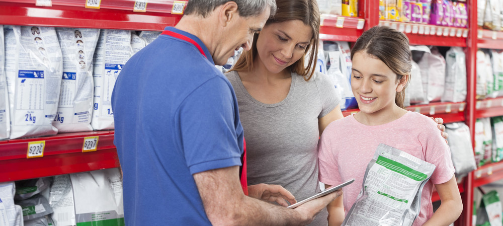 Meeting the retail challenge with mobile technology